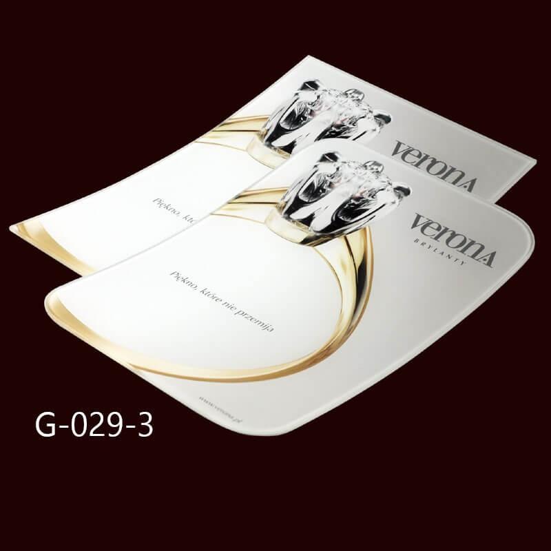 Монетница Cristal 150x210